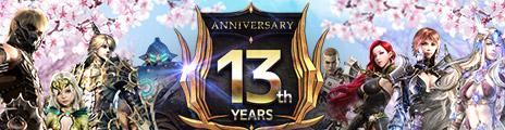 13周年記念特設サイト